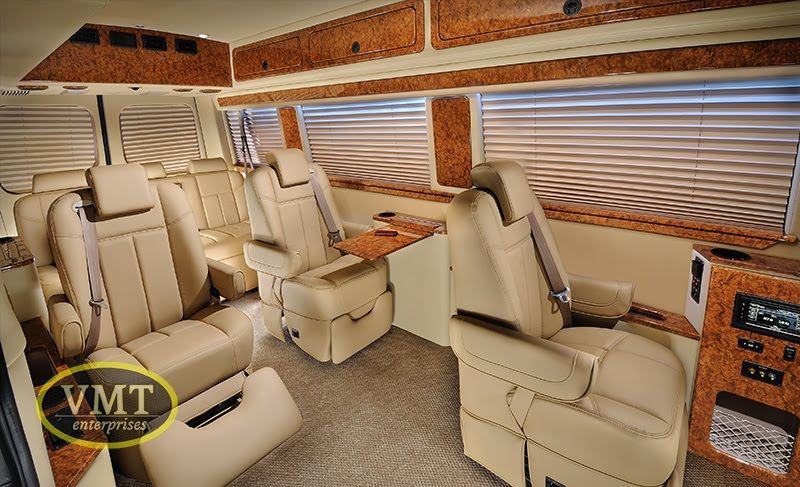Leather Accessories Wood Panelling Etc Which Gives The Sprinter Conversion Vans A One In Million Look This Ensures That Each Van Is Unique