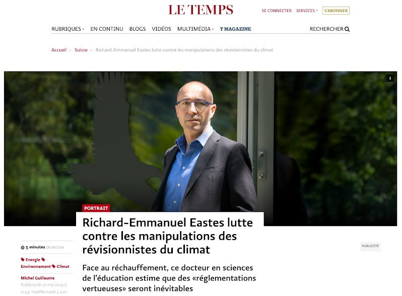 https://www.letemps.ch/suisse/richardemmanuel-eastes-lutte-contre-manipulations-revisionnistes-climat