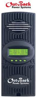 solar charge controllers reeetechoutback power systems charge controller