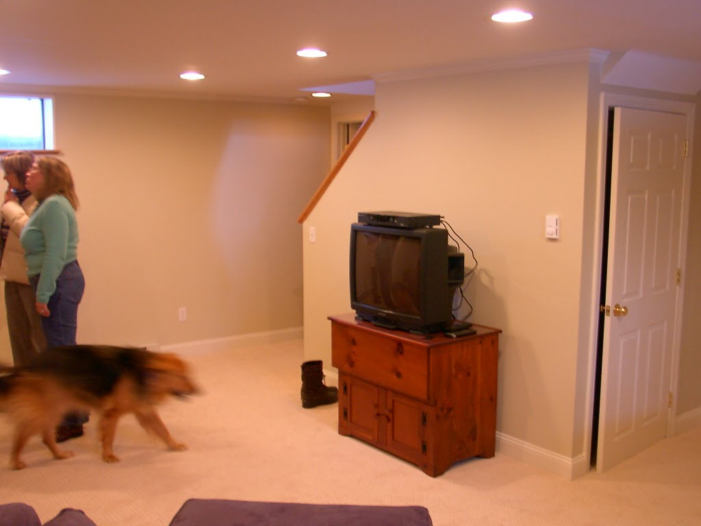 need a refinished basement contact reliable bob at reliablebob at