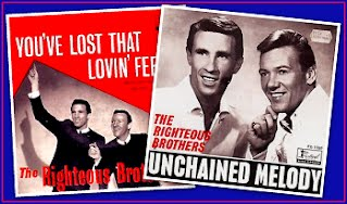 Righteous Brothers - Collage