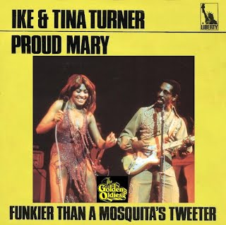 Ike & Tina Turner - Proud Mary (Single hoes)