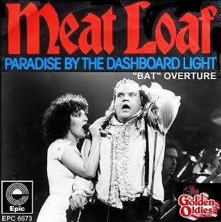 Meatloaf - Paradise by The Dashboard Light (Single Hoes)