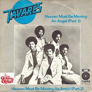 Tavares - Heaven must be an Angel (Single Hoes)