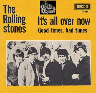 Rolling Stones - It's All Over Now (Singlehoes)