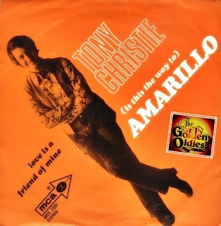 Tony Christie - Amarillo (Singlehoes)