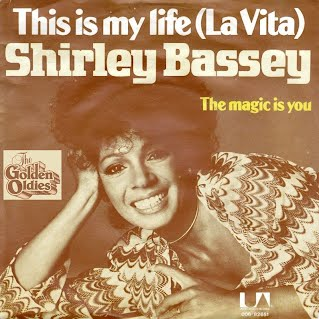 Shirley Bassey - This Is My Life (Singlehoes)