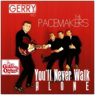 Gerry & the Pacemakers - You'll never Walk Alone (Singlehoes)