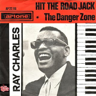 Ray Charles - Hit the Road Jack (Singlehoes)