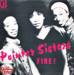 Pointer Sisters - Fire (Singlehoes)
