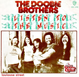 Doobie Brothers - Listen to the music (Singlehoes)