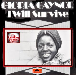 Gloria Gaynor - I Will Survive (Singlehoes)