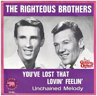 Righteous Brothers - Unchained Melody (Singlehoes)