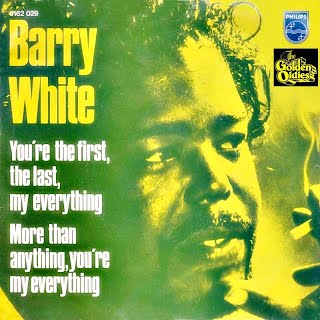 Barry White - You're The First, The Last (Singlehoes)