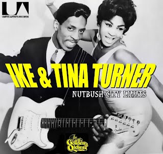 Ike & Tina Turner - Nutbush City Limits (Singlehoes)