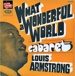 Louis Armstrong - What A Wonderful World (Singlehoes)