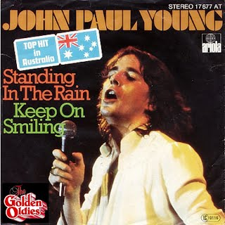John Paul Young - Standing In The Rain (Singlehoes)