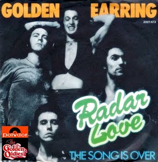 Golden Earring - Radar Love (Singlehoes)