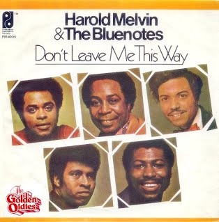 Harold Melvin - Don't Leave Me This Way (Singlehoes)
