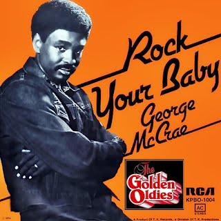 George McCrae - Rock your baby (Singlehoes)