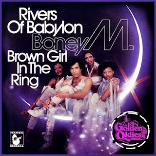 Boney M - Brown Girl in The Ring (Singlehoes)