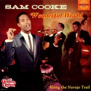 Sam Cooke - Wonderful World (Singlehoes)