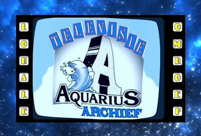 Aquarius Logo met Space