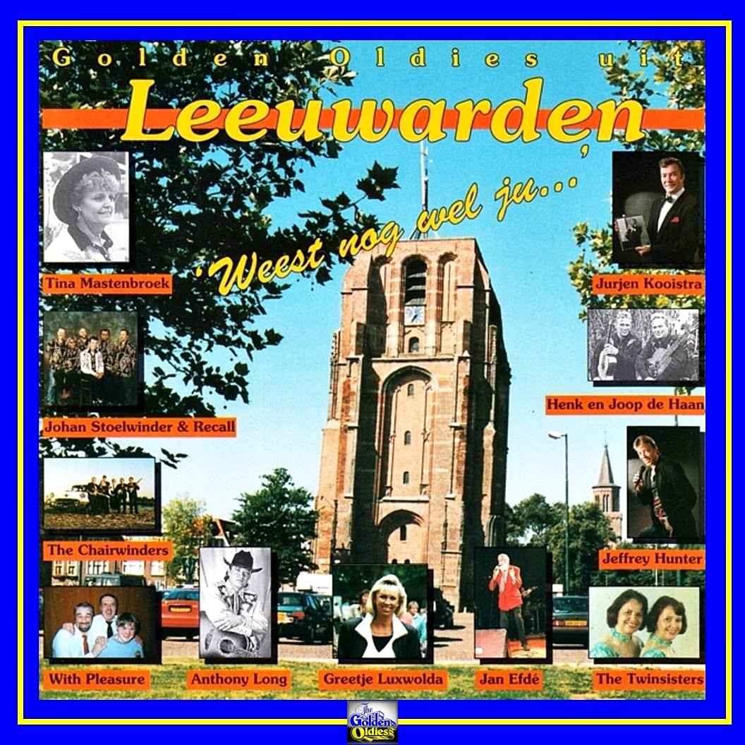 Golden Oldies - CD cover