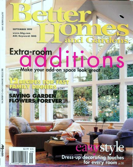 Better Homes And Gardens 1999