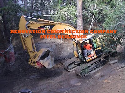 Concrete, Plumbing, Electrical, House Framing, Dump truck, bobcat service stockton ca