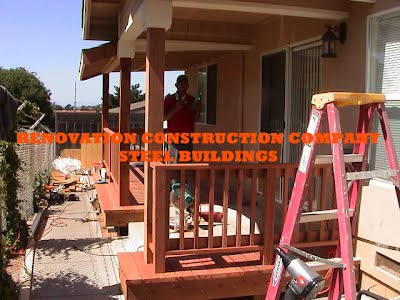 Steel & Metal Building Systems renovation stockton ca