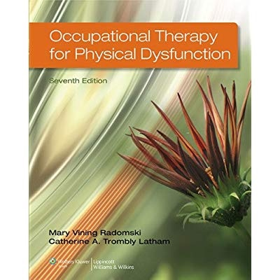 Occupational Therapy Pdf