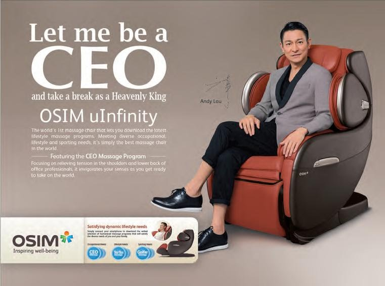 Brookstone OSIM uSqueez User Manual