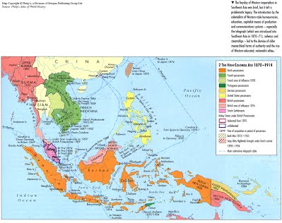 South East Asia - Resource Guide to Imperialism