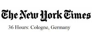 http://www.nytimes.com/2012/04/01/travel/36-hours-cologne-germany.html