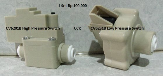 High & Low Pressure Switch RO