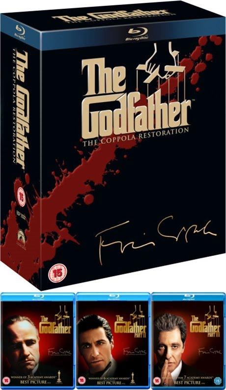 [Kinh điển|Tội phạm] The Godfather collection (Trilogy) mHD BluRay DD5.1 x264-TRiM ~ Trọn bộ Bố Già