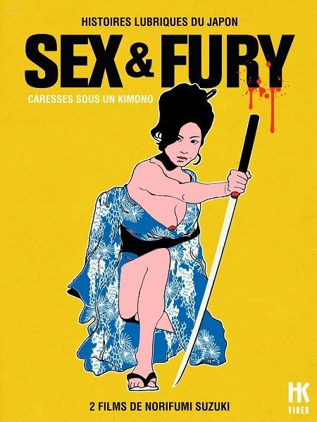 Sex and Fury 1973 PAL DVD9 ~ Cuồng Nộ Ái Tình