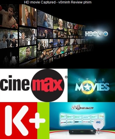 Captured Movies from HBO, Cinemax, Star Movie Full HD (pack 3)
