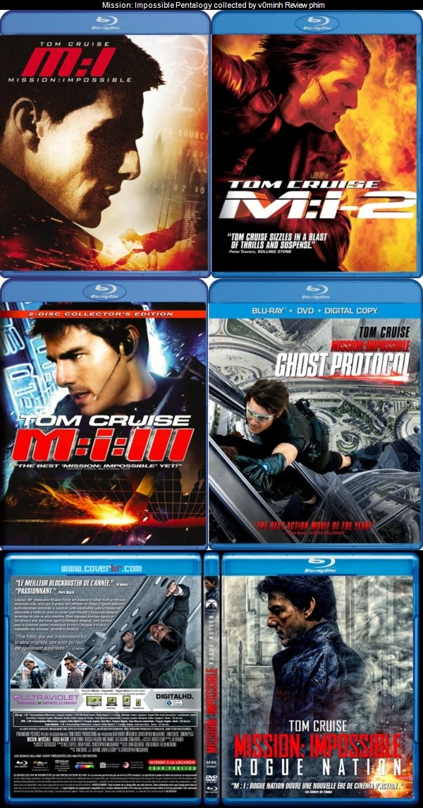 Fshare] - [Hành động] Mission: Impossible collection