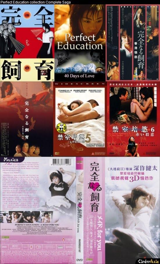 [Tâm lý|Tội phạm] Perfect Education collection Complete Saga (1999-2010) DVDRip AC3 x264-shinostarr ~ Giáo dục kiểu Nhật trọn bộ