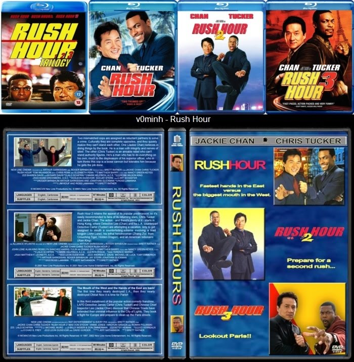 Rush Hour (1998) YTS Download Yify Torrent movie - YTS