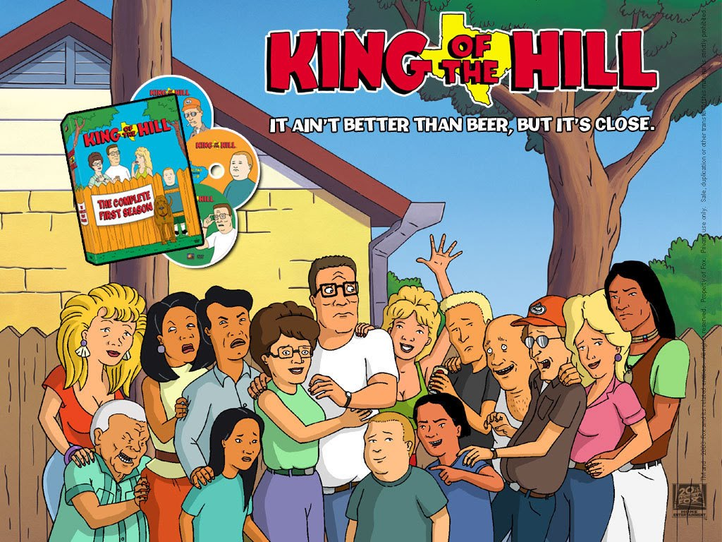 king hill dating site This page is intended to provide some background info on the current and former staff writers of king of the hill after each bio, i've added a list of episodes that the writer or team was credited with writing (remember, though, that episodes are collaborative efforts and the whole staff contributes.