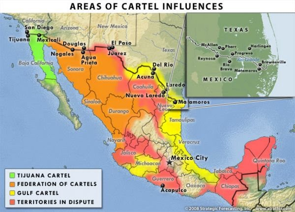 Cartels In Mexico Map.Cartel Maps Reynosa Lightning