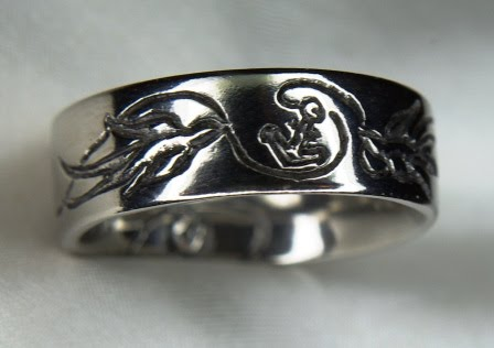 Skull Wedding Rings 45 Spectacular This ring was based