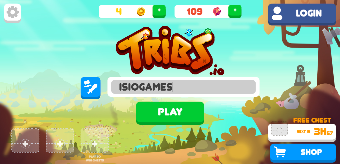 Tribs Io