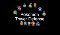 Pokemon Tower Defence