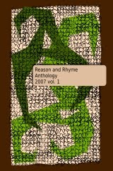 Reason and Rhyme 2007 Anthology vol. 1 book cover