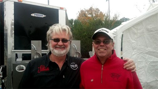 Myron Mixon & Rob From Rob A Que Louisville KY BBQ