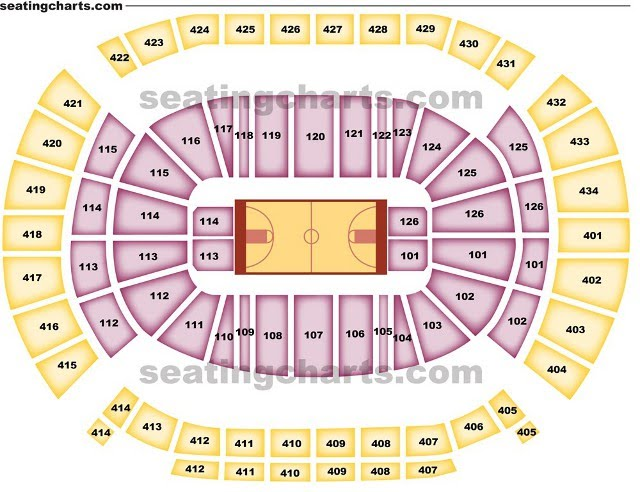Houston rockets seating chart rocketsseatingchart com